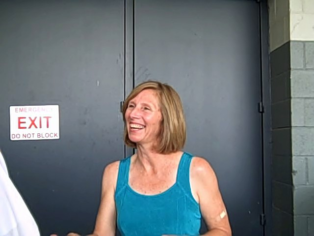 Councilmember Laura Morrison